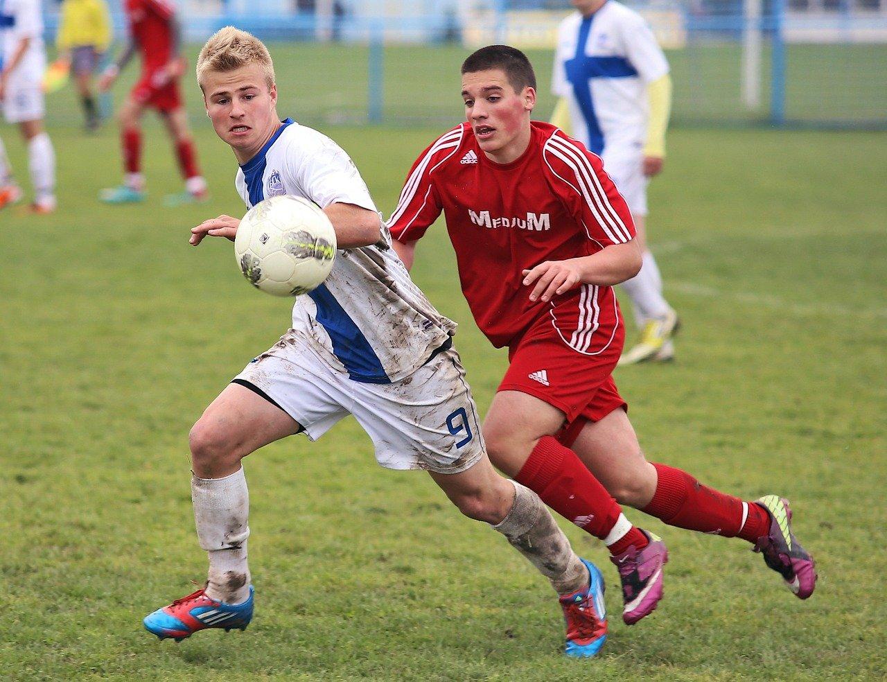 taktik dan strategi sepak bola
